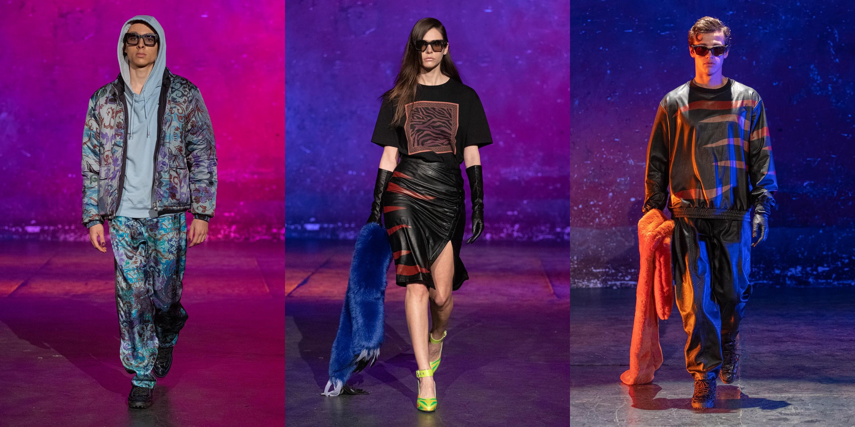 Transitions défile à la Fashion Week de Paris