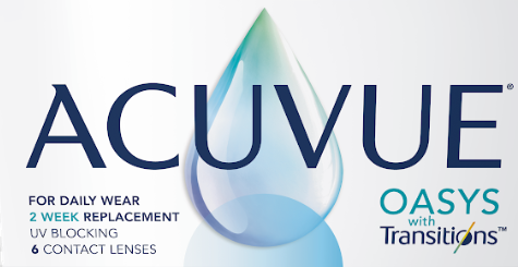 Johnson & Johnson Vision Care avec « Acuvue Oasys with Transitions »