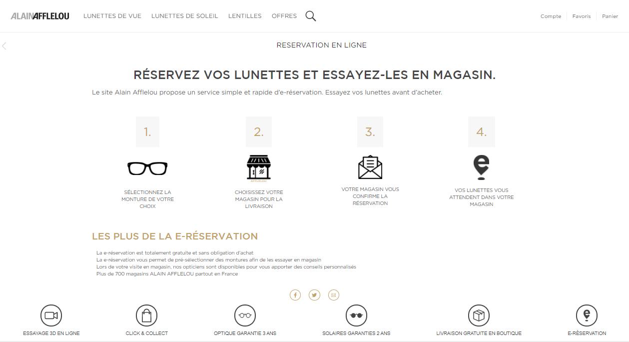 Afflelou lance son nouveau site web pour une expérience « phygitale ... 57f486be6cf7