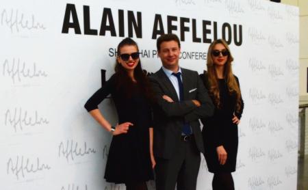 4ba7ac47ef5777 Alain Afflelou s implante en Chine pour créer un segment premium ...