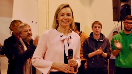 Amélie Morel,présidente du Silmo