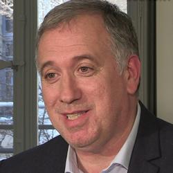 André Balbi, président du Rassemblement des opticiens de France