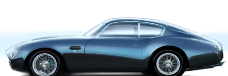 """La DBS GT Zagato """"Continuation"""""""