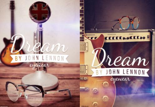 La nouvelle marque Dream by John Lennon