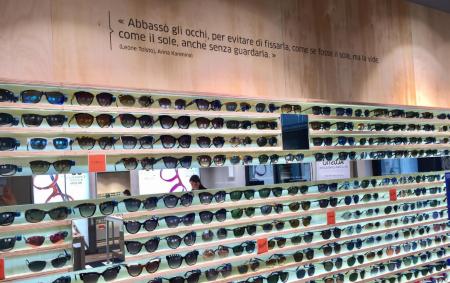 Ouverture du 1er magasin Acuitis en Italie