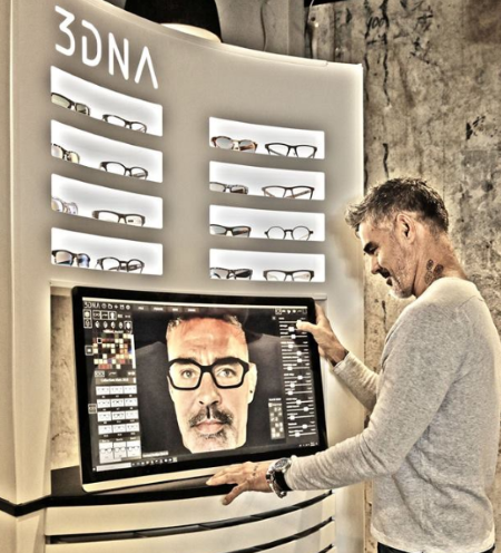 Nouvelle solution mise au point par la société Eye-DNA