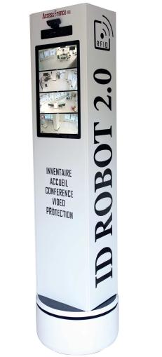 Access France Sécurité & RFID avec «ID Robot 2.0 »