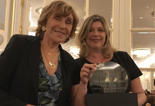 Krys Group, lauréat du prix du Jury Antoine Veil - Origine France Garantie