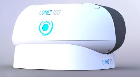 Lumiz 100 - Casque de tests de lumière