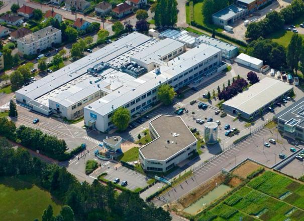 Le site de Dijon