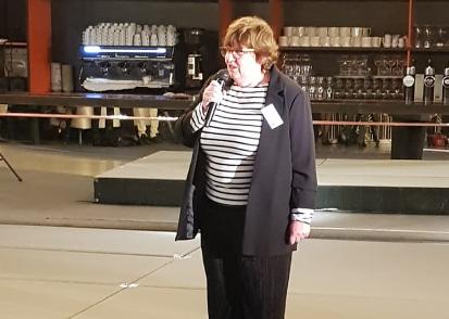 Marianne Binst, directrice générale de Santéclair