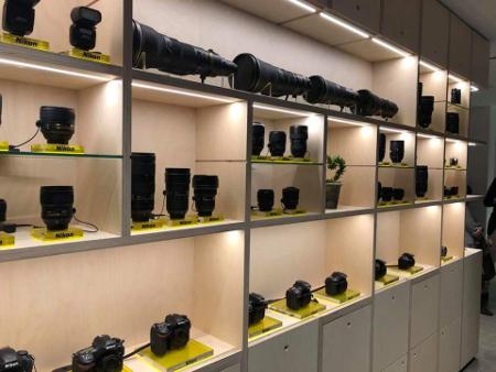 Acuité - Inauguration du Nikon Plaza