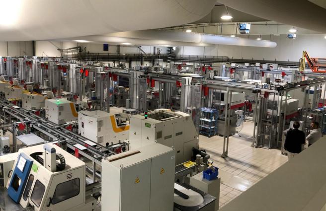 Novacelautomatise sa production