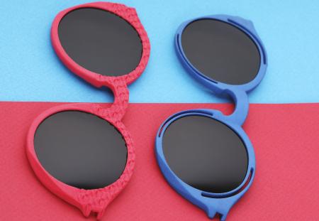 Faces des lunettes de soleilOctobre 21