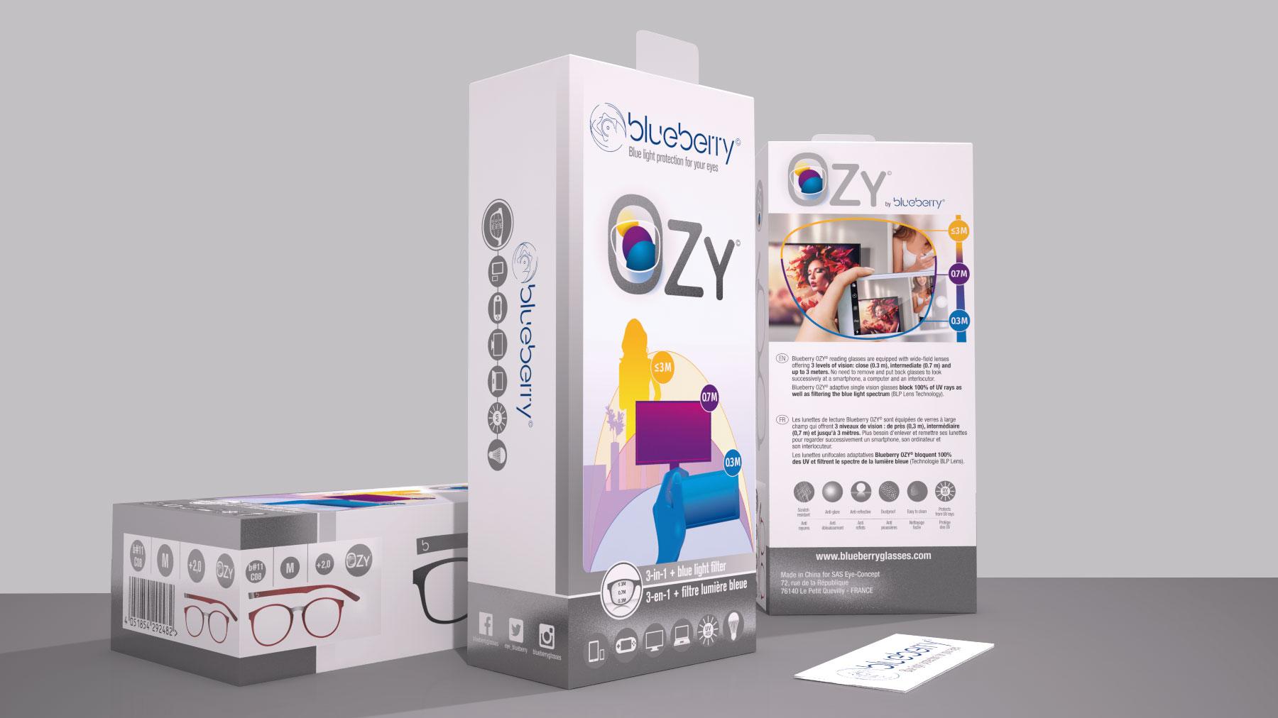 Ozy Blueberry