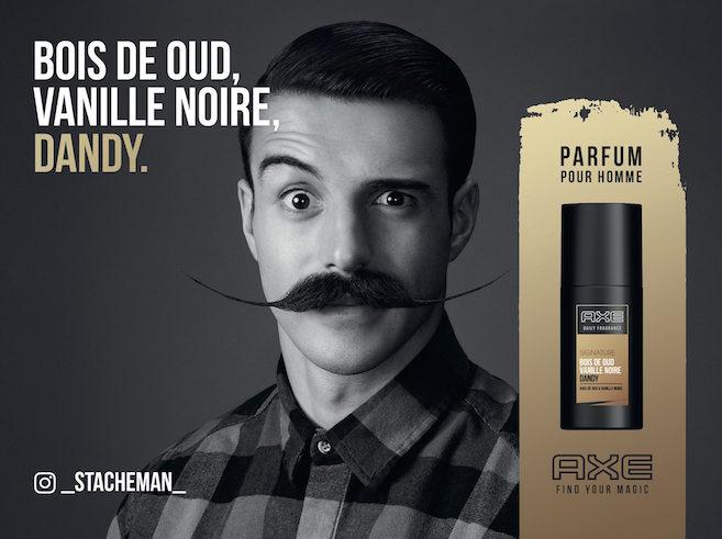 Pour Le AxeAcuité OpticienIl Mannequin Nouveau Devient Parfum 80kOPnwX