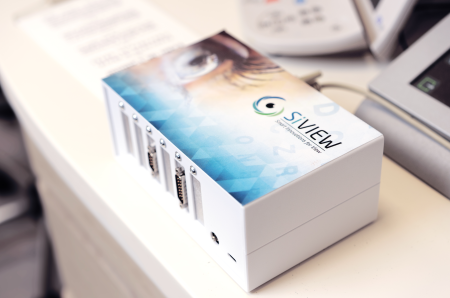 Boîtier (connexion plug & play) -Siview