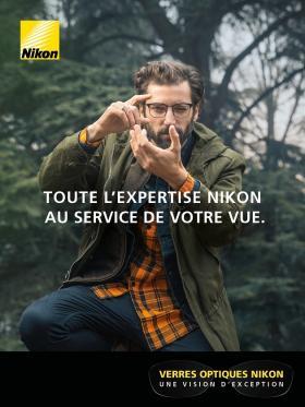 Nikon Verres Optiques