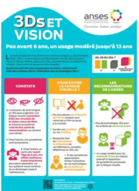 Les enfants et les écrans 3D : parlez-en à vos clients !