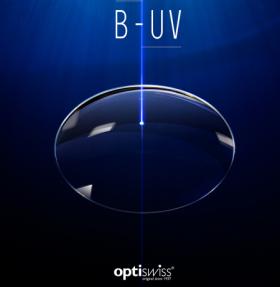 Lumière bleue : Nouveau monomère lancé par Optiswiss