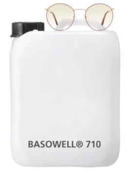 Désinfectant écologique « Basowell 710 » pour nettoyer les montures