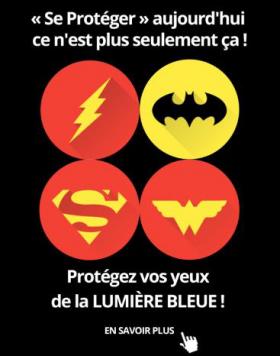 Ophtalmic : une campagne digitale décalée pour parler «  lumière bleue »