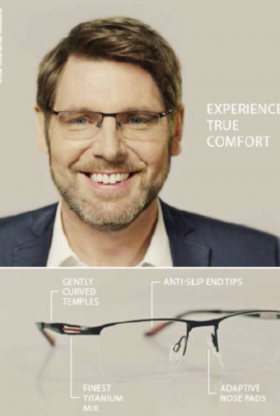 Avec « Confort Plus », le groupe Charmant redessine sa collection optique