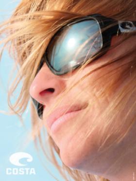Costa : une collection 100% polarisante adaptable à la vue, commercialisée par Essilor