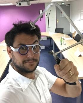 Le Groupe All et Damien Miglietta, le fou des lunettes, proposent une nouvelle formation créative