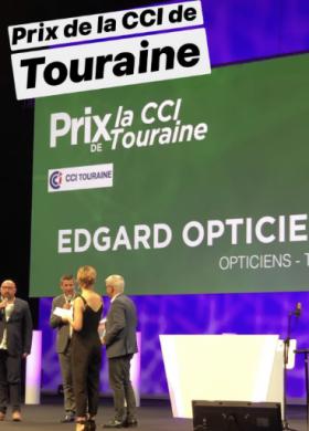 Le groupe Edgard Opticiens distingué !