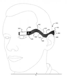 Google Glass 2.0 : et s'il s'agissait d'un monocle connecté ?