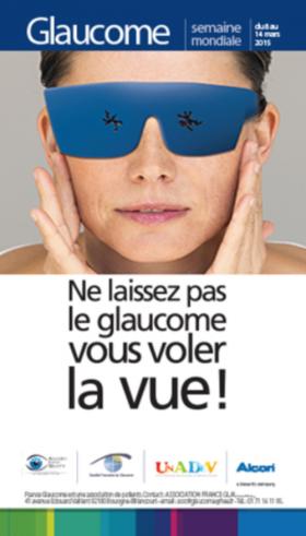 Dans la peau d'un patient glaucomateux : une campagne de dépistage jusqu'au 14 mars