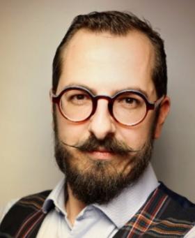 Gwenaël Merlio, fondateur de l'Opticien Qui Bouge