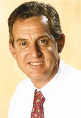 Charles Marin, opticien dans l'Isère, élu opticien de l'année 2007
