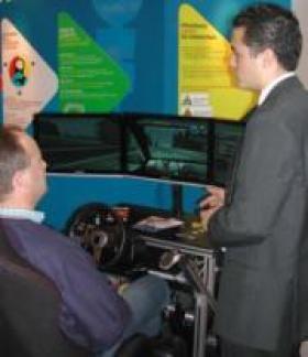 Mondial de l'Auto : 20% des personnes testées par l'Asnav repartent avec un carton rouge