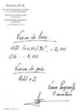 e99ac895f3 La validité des ordonnances de lunettes bientôt portée à 5 ans ...