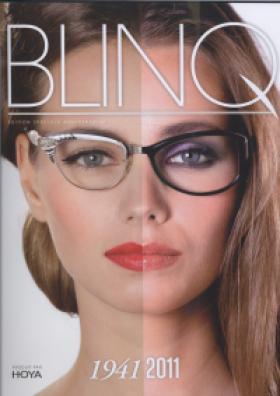 En 2012, Hoya fête ses 70 ans avec BlinQ, un magazine pour vous et vos porteurs