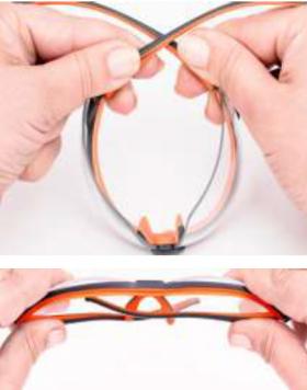 Flexor Plus : les lunettes de protection flexibles et incassables, signées Infield Safety