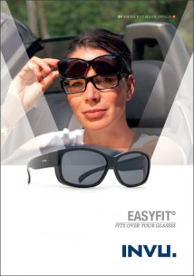 Invu Easyfit : l'ultra-polarisant ajustable aux lunettes de prescription