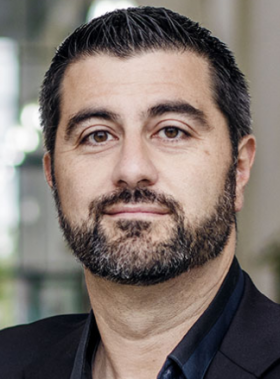 Jenkiz Saillet, directeur général de Novacel
