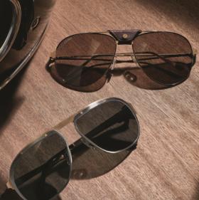 Le partenariat Kering Eyewear et Cartier se concrétise avec une première collection