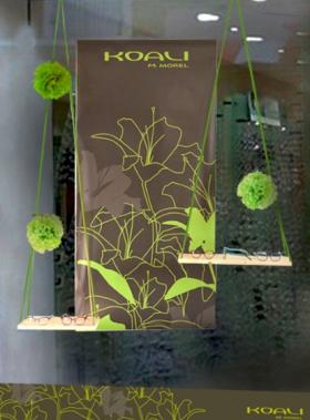Morel : Koali fête le printemps avec de nouvelles créations aux inspirations florales