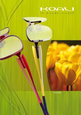Le printemps s'invite en magasin avec Koali et, les modèles Yucca et Tulipe