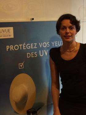 Acuvue, partenaire des rencontres Iso Expo pour sensibiliser les sportifs