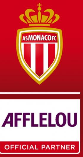 Partenariat reconduit entre Afflelou et l'AS Monaco