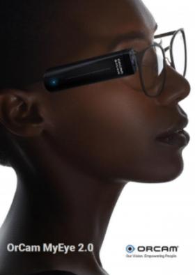 MyEye 2.0, nouvelle génération de lunettes pour malvoyants