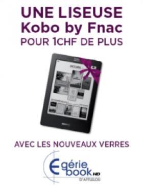 Pour 1 euro de plus, Alain Afflelou offre une liseuse Kobo