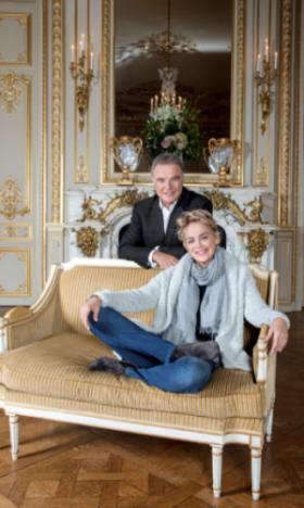 faefc1c6e3 Sharon Stone continuera à mettre son image au service d'Alain Afflelou