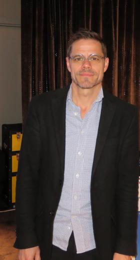 Thierry Villette, directeur du service R&D neuro-bio-sensoriel chez Essilor