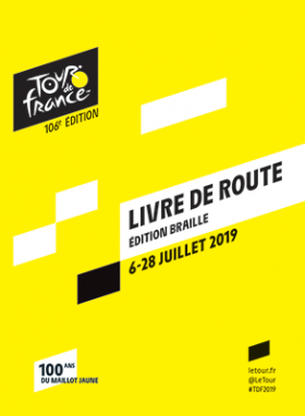 Le Tour de France 2019 accessible à vos clients malvoyants